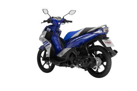 Dua voi Honda, Yamaha Viet Nam tung ra Nouvo Fi tem moi - Anh 3