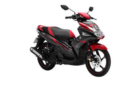 Dua voi Honda, Yamaha Viet Nam tung ra Nouvo Fi tem moi - Anh 4