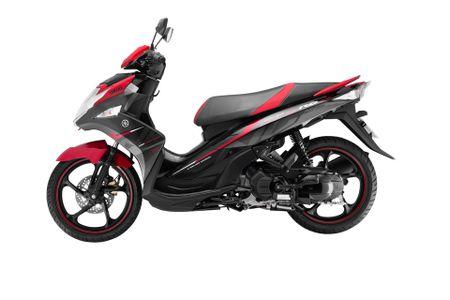 Dua voi Honda, Yamaha Viet Nam tung ra Nouvo Fi tem moi - Anh 5