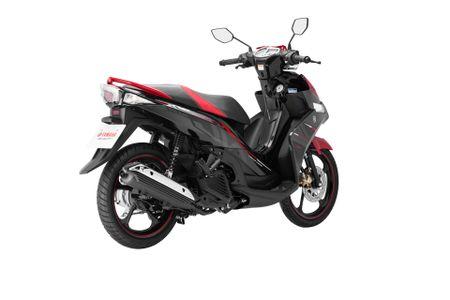 Dua voi Honda, Yamaha Viet Nam tung ra Nouvo Fi tem moi - Anh 6