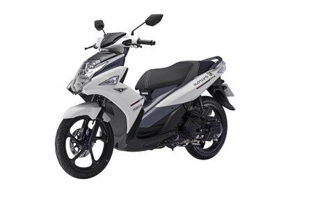 Dua voi Honda, Yamaha Viet Nam tung ra Nouvo Fi tem moi - Anh 7