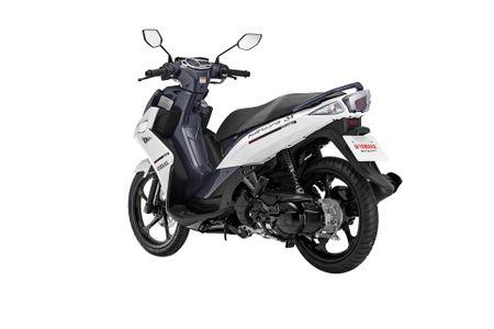 Dua voi Honda, Yamaha Viet Nam tung ra Nouvo Fi tem moi - Anh 8