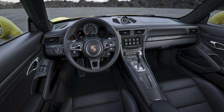 Cong bo phien ban nang cap Porsche 911 Turbo va Turbo S 2016 - Anh 2
