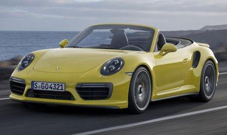 Cong bo phien ban nang cap Porsche 911 Turbo va Turbo S 2016 - Anh 4