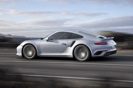 Cong bo phien ban nang cap Porsche 911 Turbo va Turbo S 2016 - Anh 5