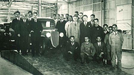 Yoshisuke Aikawa – Nguoi khai sinh thuong hieu Nissan Motor - Anh 8