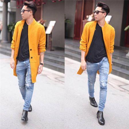 """Hoang Ku: """"Toi ap luc khi lam stylist cho Thanh Hang"""" - Anh 2"""