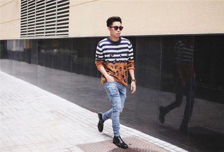 """Hoang Ku: """"Toi ap luc khi lam stylist cho Thanh Hang"""" - Anh 3"""