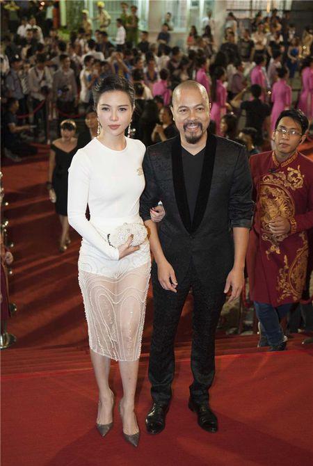 "Truong Ngoc Anh ""tinh tu"" voi Kim Ly, Tran Bao Son ""le bong"" tai tham do LHP Viet Nam 2015 - Anh 9"