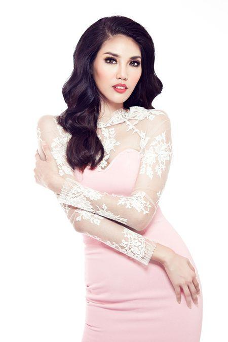 """Miss World 2015: Lan Khue dang bi """"choi xau""""? - Anh 1"""