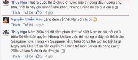 """Miss World 2015: Lan Khue dang bi """"choi xau""""? - Anh 3"""