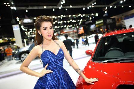 Nguoi dep Thai quyen ru tai Motor Expo 2015 - Anh 12