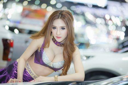 Nguoi dep Thai quyen ru tai Motor Expo 2015 - Anh 2