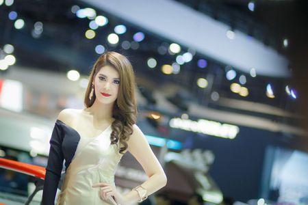 Nguoi dep Thai quyen ru tai Motor Expo 2015 - Anh 3