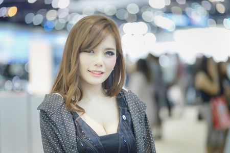 Nguoi dep Thai quyen ru tai Motor Expo 2015 - Anh 7