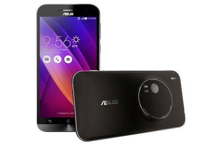 Sep Asus khen camera cua Zenfone Zoom tot hon iPhone 6s Plus - Anh 1