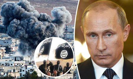 Ro tin Tong thong Putin dieu 150.000 quan toi Syria huy diet IS - Anh 1
