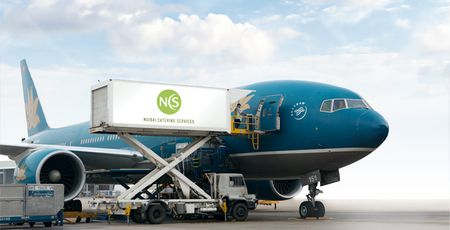 """Cong ty """"con"""" cua Vietnam Airlines gia nhap UPCoM - Anh 1"""