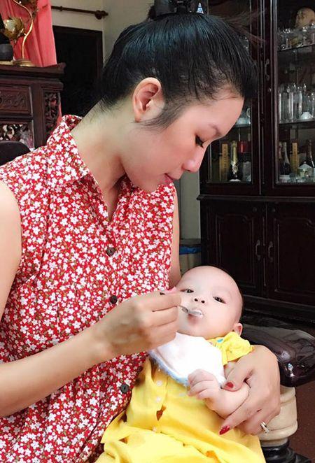 Con gai hoa hau Huong Giang tap lai may cay - Anh 3