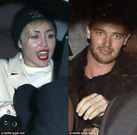 """Gai hu"" Miley Cyrus thay doi kinh ngac, kin dao hiem thay sau khi cong khai tinh moi - Anh 12"