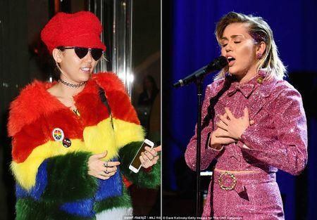 """Gai hu"" Miley Cyrus thay doi kinh ngac, kin dao hiem thay sau khi cong khai tinh moi - Anh 1"