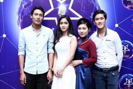 "Dan Truong, Cam Ly, Quang Linh, Quang Dung cung ngoi ghe nong ""Than tuong Bolero"" - Anh 10"