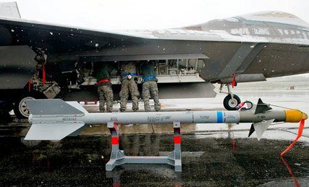 Suc manh khung khiep ten lua AIM-9X tieu diet muc tieu trong 35km - Anh 5