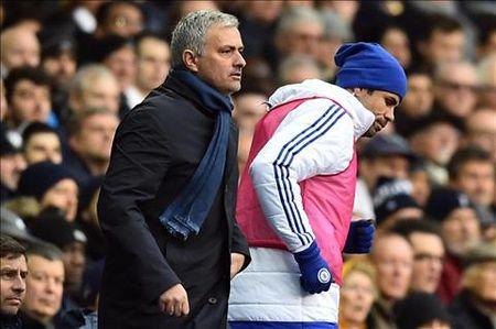 """Jose Mourinho va y dinh su dung """"so 9 ao"""": Nuoc di sai lam - Anh 1"""