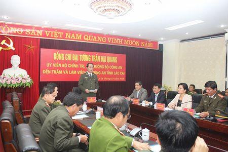 Cong an tinh Lao Cai can tang cuong an toan thong tin - Anh 1