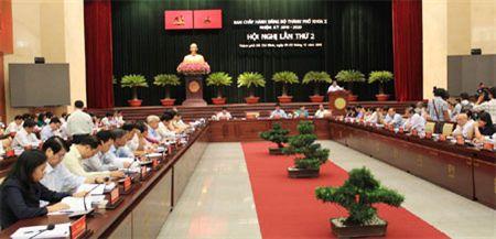 TP Ho Chi Minh: Nam 2016, phan dau tang truong tong san pham noi dia dat 8% - Anh 1
