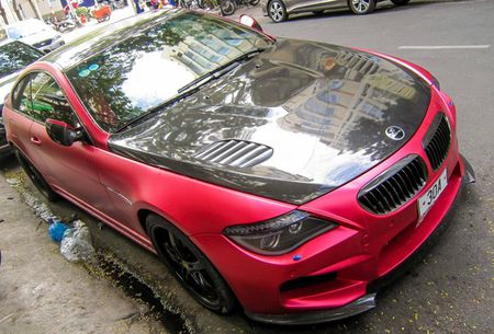 BMW M6 do Hamann hang doc o Sai Gon - Anh 1