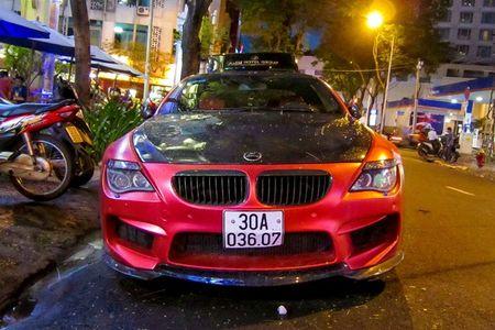 BMW M6 do Hamann hang doc o Sai Gon - Anh 2