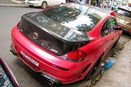 BMW M6 do Hamann hang doc o Sai Gon - Anh 3