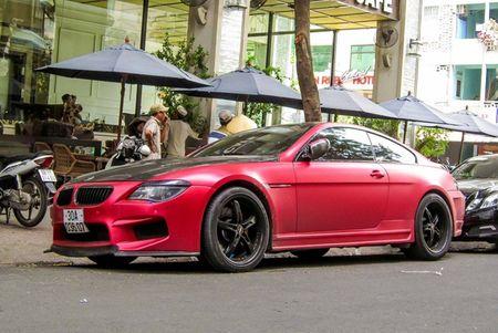 BMW M6 do Hamann hang doc o Sai Gon - Anh 5