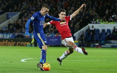Hien tuong Jamie Vardy co the duoc lam thanh phim - Anh 1