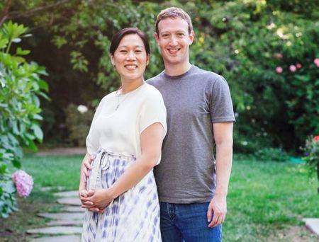 Y nghia ten Max cua con gai ong chu Facebook - Anh 1