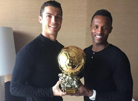 Ronaldo cuu su nghiep cua ban than - Anh 1