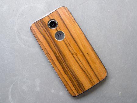 Tren tay smartphone vo go cua Motorola vua duoc ban ra tai Viet Nam - Anh 13