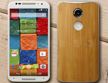 Tren tay smartphone vo go cua Motorola vua duoc ban ra tai Viet Nam - Anh 5