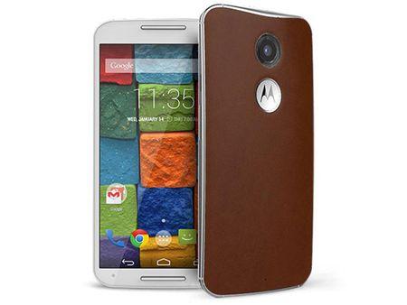 Tren tay smartphone vo go cua Motorola vua duoc ban ra tai Viet Nam - Anh 6