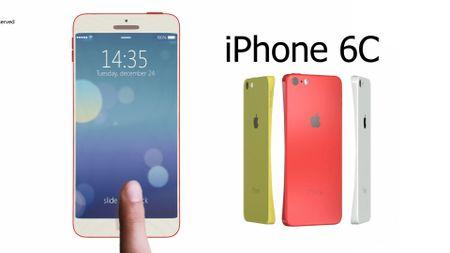 iPhone 6c vo kim loai phat hanh vao thang 2/2016 - Anh 1