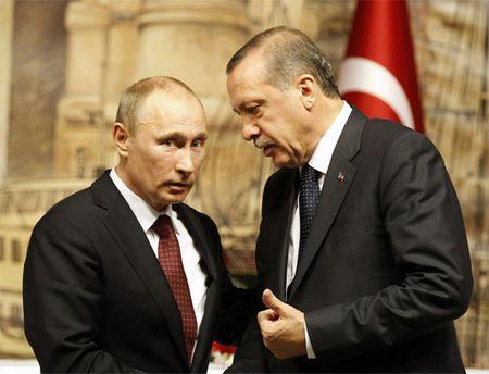 Nga trung bang chung nha Erdogan buon dau voi IS - Anh 1