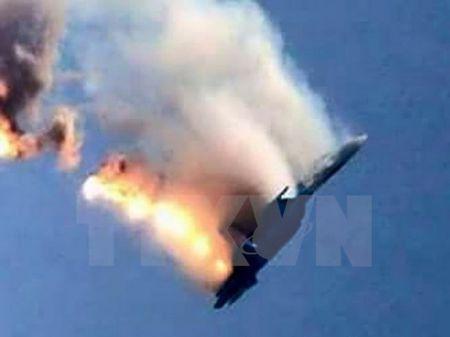 My dieu quan den Iraq, ban ha Su-24 lien quan den Syria? - Anh 1