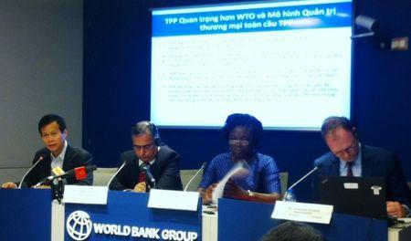 World Bank du bao Viet Nam tang truong 6,6% trong nam 2016 - Anh 1
