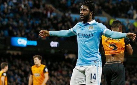 Thang tung bung, Man City vao ban ket League Cup - Anh 1