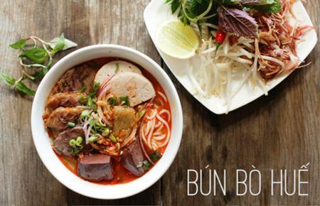 Bun bo Hue - Mon ngon Co do thanh Ky luc chau A - Anh 1