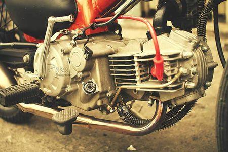 """Sieu cub Honda"" do bobber cuc chat cua biker Viet - Anh 7"