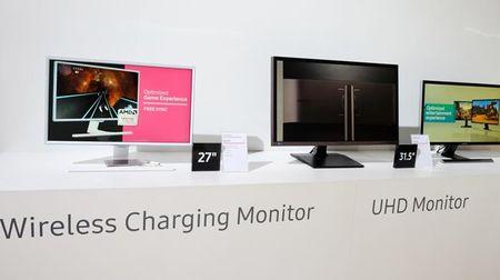 Samsung gioi thieu loat man hinh trang bi cong nghe sang tao - Anh 1