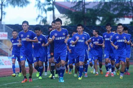 Doi bong V.League thuong Tet cau thu bang... gio keo - Anh 1
