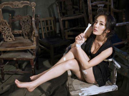 Ngan ngo nhan sac dan nu than 'Cuoc dua ky thu' xu Hoa - Anh 22
